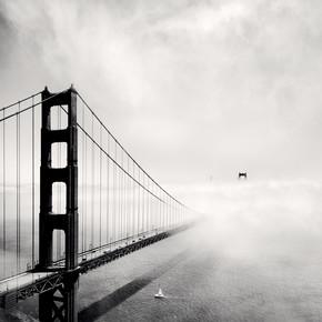 Ronny Ritschel, Segelboot und Golden Gate Bridge (Vereinigte Staaten, Nordamerika)