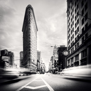 Ronny Ritschel, Fuller Building  - NYC (Vereinigte Staaten, Nordamerika)