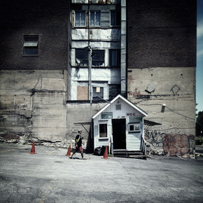 Ronny Ritschel, Parking in Kanada (Kanada, Nordamerika)