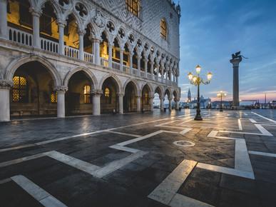 Ronny Behnert, Piazza San Marco Venedig (Italien, Europa)