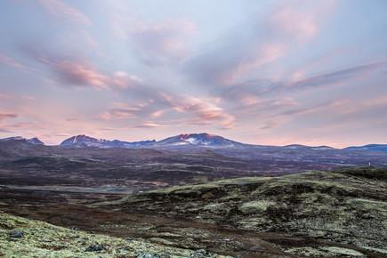 Christian Göran, Sonnenaufgang in der Arktis (Norwegen, Europa)