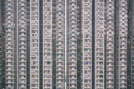 Jürgen Wolf, Großstadtdschungel Hong Kong (Hong Kong, Asien)