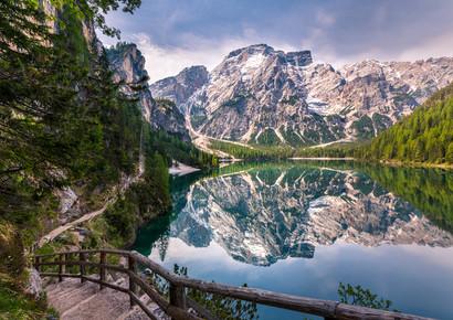 Stefan Schurr, Pragser Wildsee (Italien, Europa)