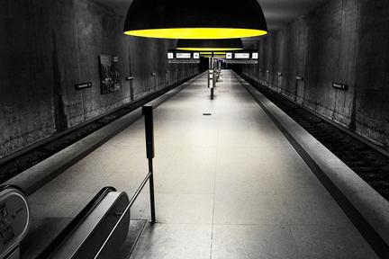 Ronny Ritschel, Subway Impressions (Deutschland, Europa)