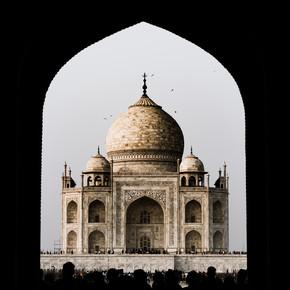 Sebastian Rost, Taj Mahal (Indien, Asien)