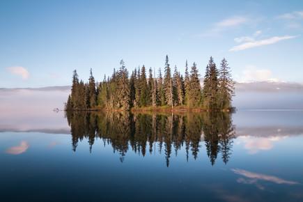 Christoph Schaarschmidt, meziadin lake (Kanada, Nordamerika)