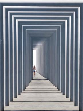 Roc Isern, Tunnel of light Pt. 2 (Spanien, Europa)