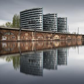 Ronny Behnert, Trias Towers Berlin (Deutschland, Europa)