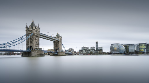 Ronny Behnert, Skyline Study 2 - London (Großbritannien, Europa)