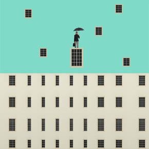 Caterina Theoharidou, Rene Magritte grid (Italien, Europa)