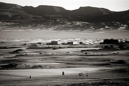 J. Daniel Hunger, Wadi Hadhramawt (Jemen, Asien)