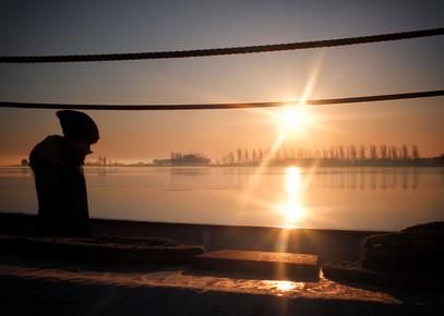 Andi Weiland, Der Sonne entgegen (Dänemark, Europa)