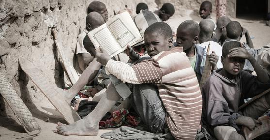 Mathias Becker, Koranschüler in Timbuktu (Mali, Afrika)