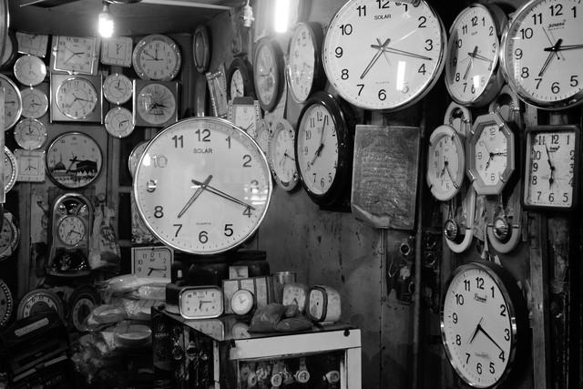 Time - Fineart photography by Jagdev Singh