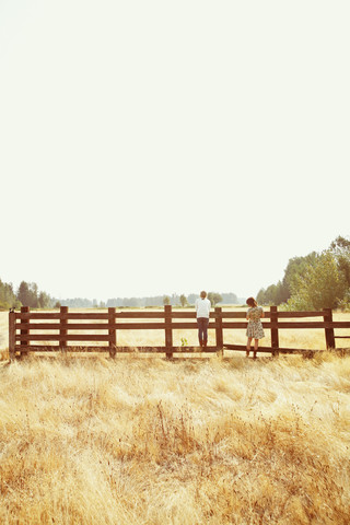 Fence Standing - Fineart photography by Kevin Russ