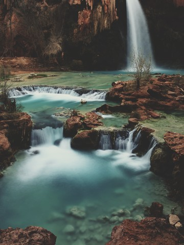 Havasu Falls - Fineart photography by Kevin Russ