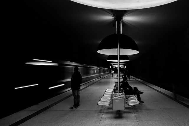 station - Fineart photography by Michael Schaidler