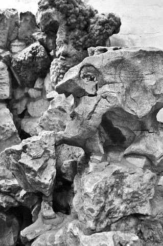 Thinking Stone - Fineart photography by Sebastian Berger