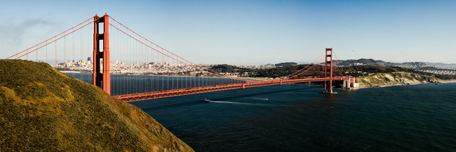 Golden Gate Bridge - Fineart photography by Michael Wagener