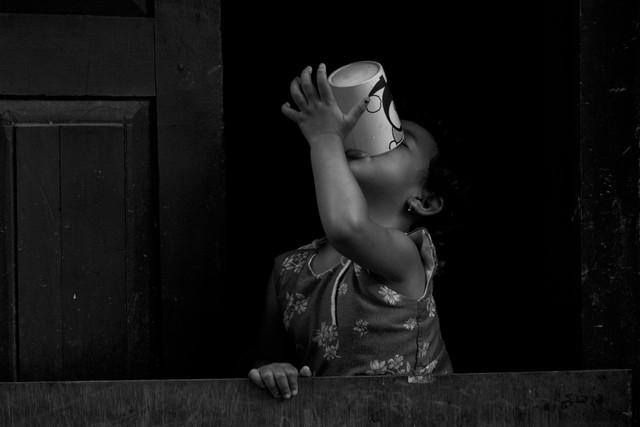 bottoms up! - Fineart photography by Jagdev Singh
