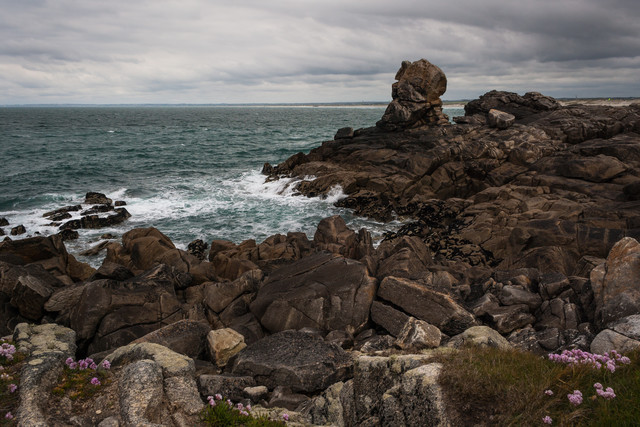 Solid as a rock - Fineart photography by Monika Schwager