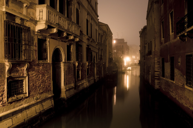 Silent Venice - Fineart photography by Manuel Ferlitsch