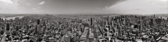New York Panorama - Fineart photography by Sebastian Pahl