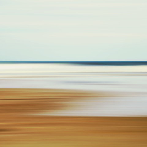 sandstrand - Fineart photography by Manuela Deigert