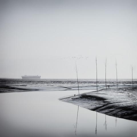 ein schiff - Fineart photography by Manuela Deigert