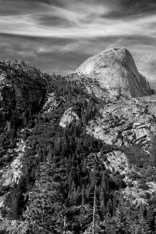 Half Dome - Yosemite National Park (USA) - Fineart photography by Jörg Faißt