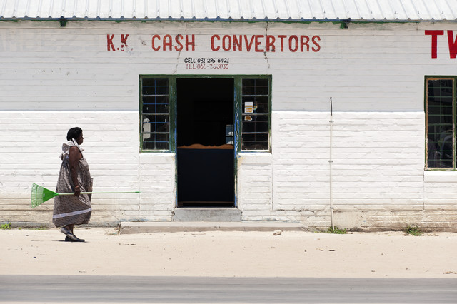 People of  Kongola, Namibia , picture 3 - Fineart photography by Franzel Drepper