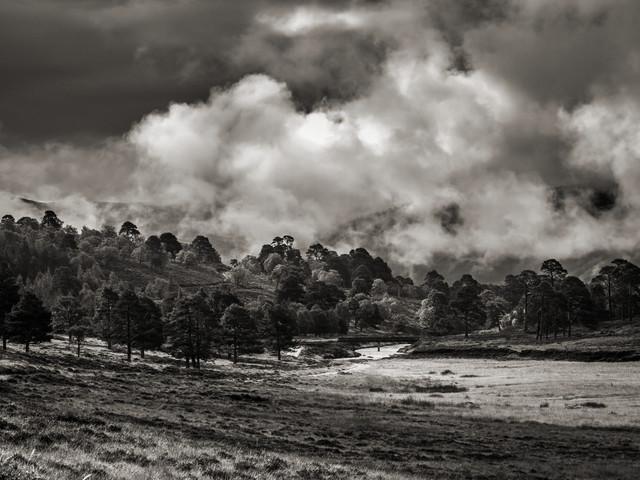 The Highlands - Fineart photography by Jörg Faißt
