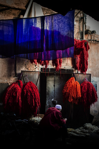 Souk, Marrakesh - Fineart photography by Franzel Drepper