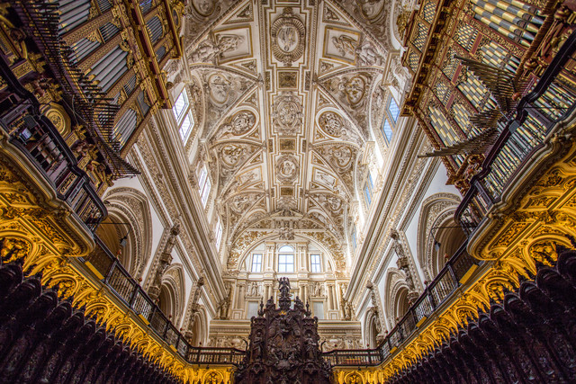 Cathedral of Córdoba - Fineart photography by Tanapat Funmongkol