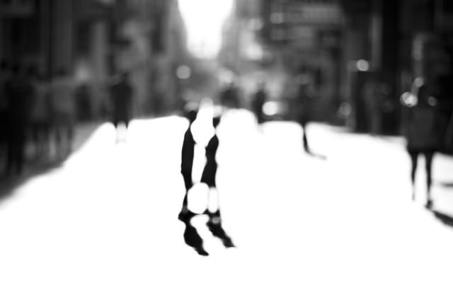 Boy+girl - Fineart photography by Nasos Zovoilis