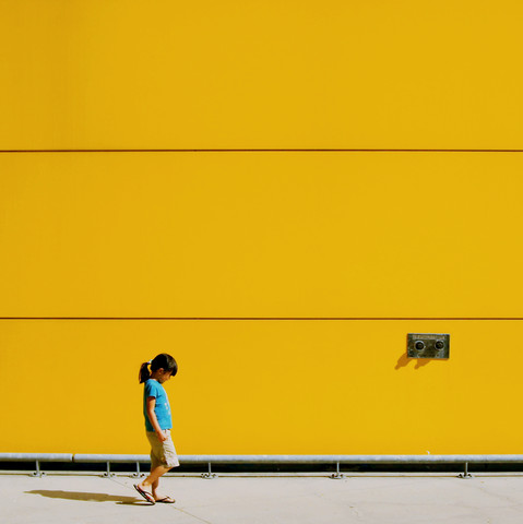 Ms. Little Sunshine - Fineart photography by Jianwei Yang