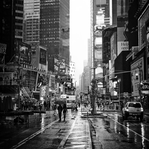 New York, again? #5 - Fineart photography by Norbert Gräf