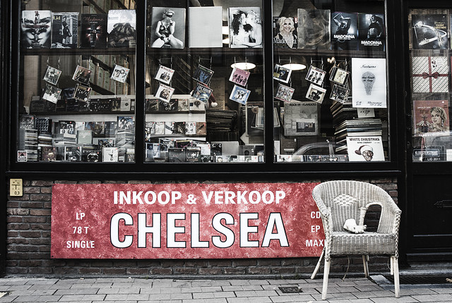 chelsea - Fineart photography by Andreas Odersky
