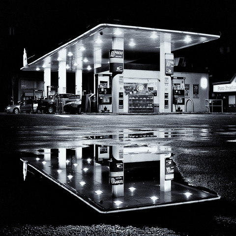 Rain is over - Fineart photography by Jianwei Yang