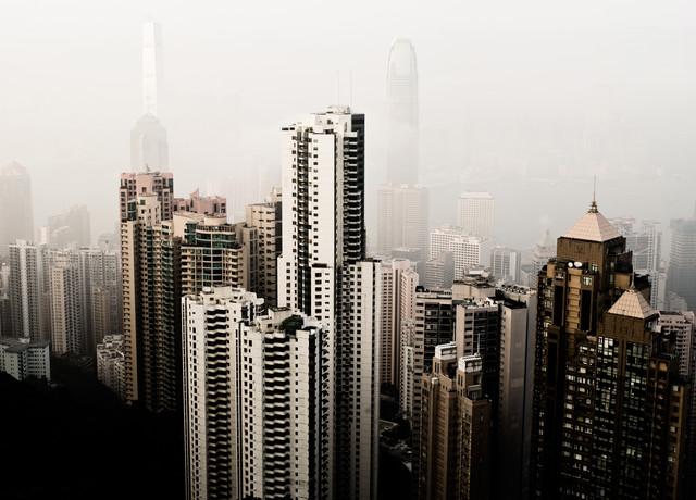 Hong Kong - Fineart photography by Michael Wagener