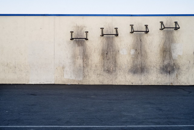Middle School (Pull Up Bars) - Fineart photography by Jeff Seltzer