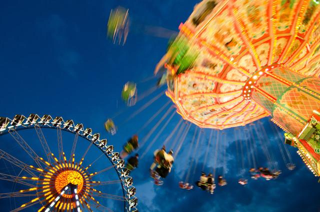 Oktoberfest - Fineart photography by Jochen Fischer