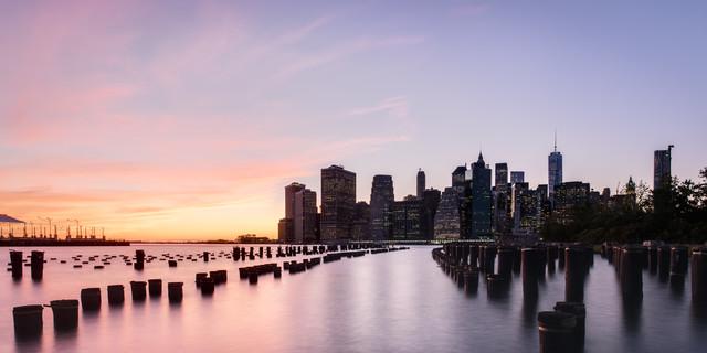 Skyline of New York City - Fineart photography by Sebastian S