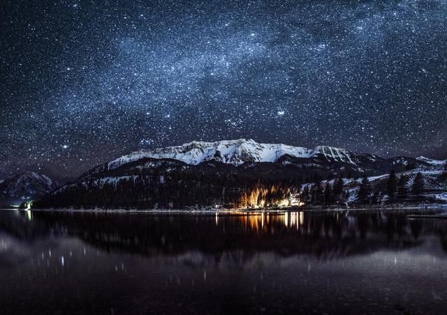 Mt. Joseph Milky Way - Fineart photography by Tanner Wendell Stewart
