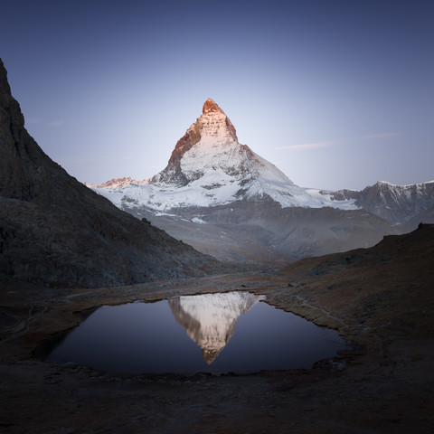 matterhorn - Fineart photography by Ronny Behnert