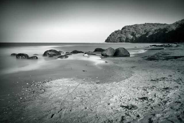 am strand - Fineart photography by Michaela Ertelt