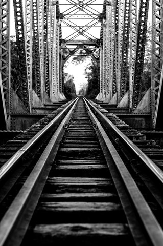 Rail roads - Fineart photography by Juan Pablito Bassi