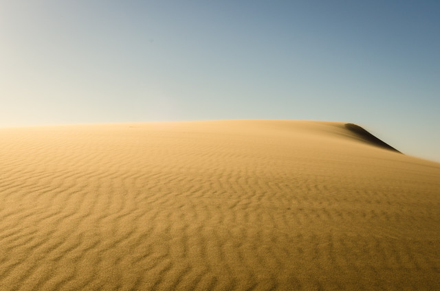 Desert - Fineart photography by Stefan Schulze