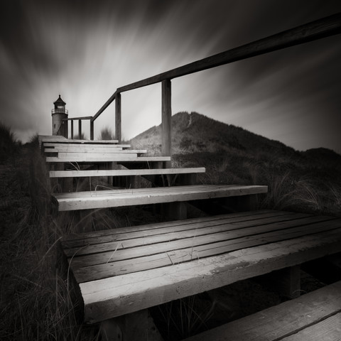 Quermarkenfeuer - Fineart photography by Ronny Behnert