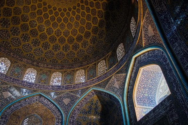 Scheich-Lotfollāh-Moschee - Fineart photography by Chris Blackhead